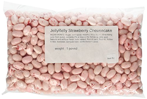 Strawberry Cheesecake Jelly Belly - 16 oz