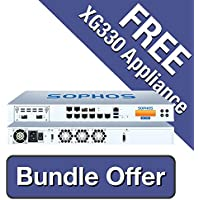 Sophos XG 330 Firewall TotalProtect Bundle - 3 Years including a FREE XG 330 Firewall