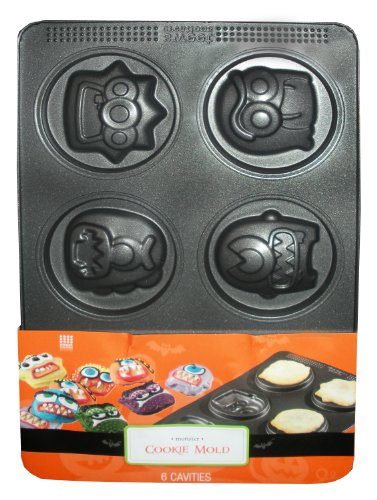 Monster Cookie Mold - 6 -