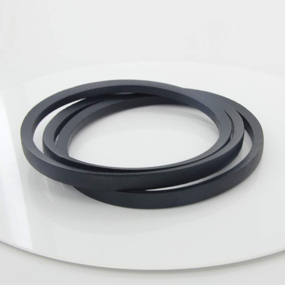 Othmro Industrial V-Belt Rubber Material C Section C-2718 Type 1 Pcs for Drill Press Easy to Machining