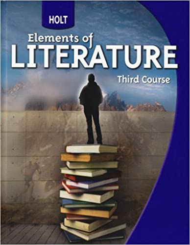 Holt elements of literature student edition grade 9 third course holt elements of literature student edition grade 9 third course 2009 1st edition fandeluxe Images