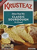 Krusteaz Mix Bread Sourdough 14 Ounce (2 Pack)
