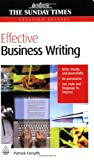 Effective Business Writing, Patrick Forsyth, 0749454539