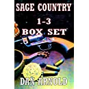 Sage Country (1-3) Boxed Set: Bear Creek, Alta Vista, Riding For The Brand