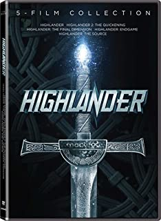 Amazon.com: Highlander - The Search for Vengeance (Animated ...