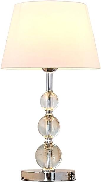 Lampes de table Lampes de chevet Lampe de table transparente