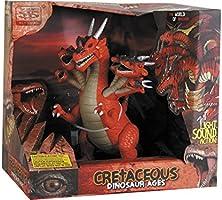 Dragón Andador 7 Cabezas 36.5 cm.: Amazon.es: Juguetes y juegos