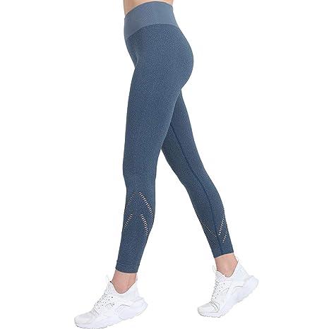 676a9612b4aaa9 PLAYBOLD Women Workout Leggings High Waist Comfort Seamless Workout Pants  Gym Leggings Fitness Pants Yoga Pants