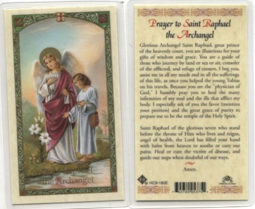 Novena to st raphael the archangel