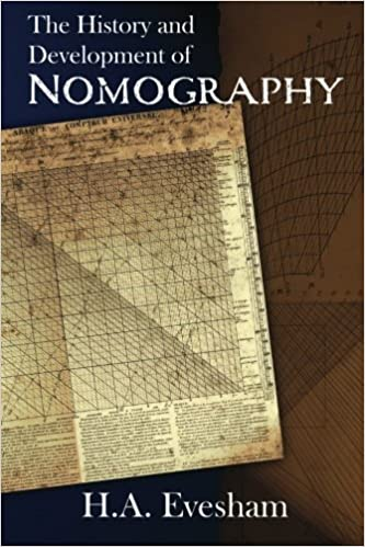 The History and Development of Nomography