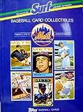 Autograph Warehouse 42952 New York Mets Surf Baseball Card Book Autographed By 17 Darryl Strawberry, Gary Carter, Warren Spahn, Mookie Wilson, Etc