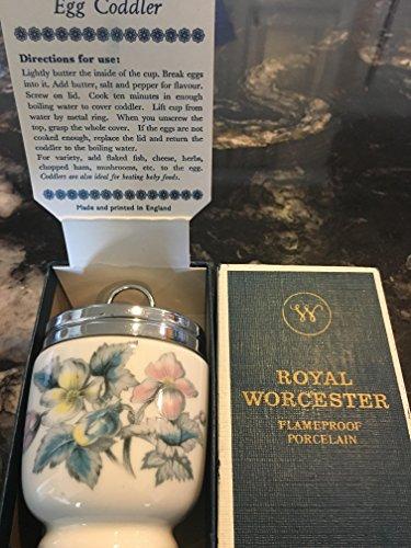 Royal Worcester Double Egg King Size Coddler Woodland Pat...