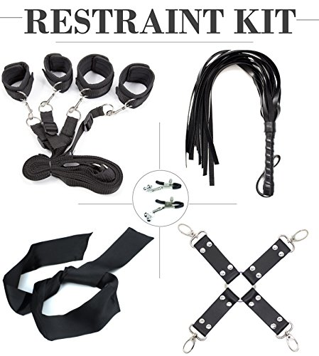 Bondage Restraints Adjustable Ultimate Handcuffs