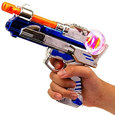 Flashing Panda AR15 Super Power LED Toy Machine Gun With Lights and Sounds