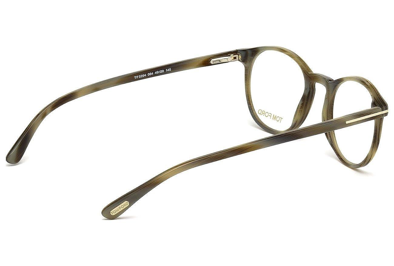 c634b57d3363 Tom Ford for man ft5294-064, Designer Eyeglasses Caliber 48 at Amazon Men's  Clothing store: