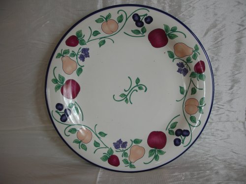 Medley Dinner plate By Princess House