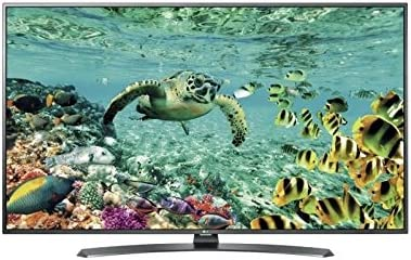 LED 4K UHD TV LG 43 43UH661V / UHD 4K/ 1200HZ PMI/ USB/ HDMI / SMART TV/ WIFI: Amazon.es: Electrónica