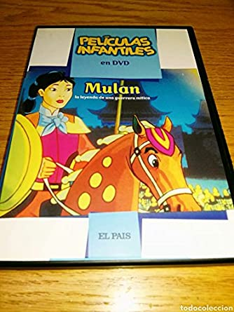 Películas infantiles en dvd Mulan - el pais