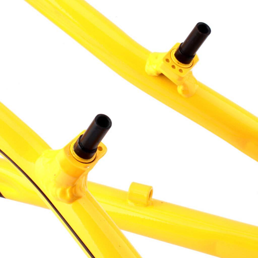 Cuawan 4 Pcs//Pack Mountain Bike Bicycle V Brake Column Screw M10 Front Fork Frame Clamp Braked Base Screws