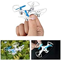 SYS Funny JJRC Toy JJ810 RC Quadcopter Toy 2.4G 4CH 6 Axis Gyro Mini Drone with LED Light Super Flight quadrocopter VS CX-10 CX10A H8