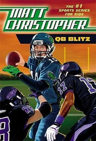 book cover of QB Blitz