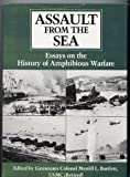 Book cover for Assault From the Sea. Essays On The History Of Amphibious Warfare.