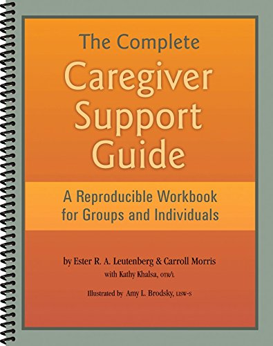 Complete Caregiver Support Guide Reproducible product image