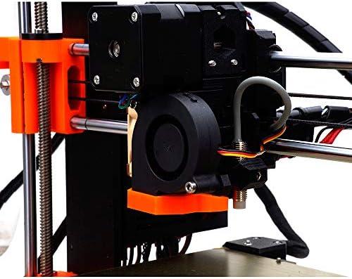 DC 5V Radial Blow Front Cooling Fan Radiator Ultra Silent Cooling Fan For Prusa i3 MK3 3D Printer