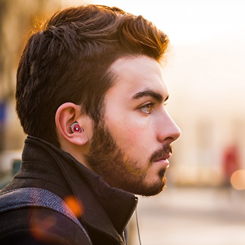 Lysian High Fidelity Ear Plugs 2 Pair Professional Musician Earplugs for Concerts Musicians Motorcycles and More by Lysian (Image #5)