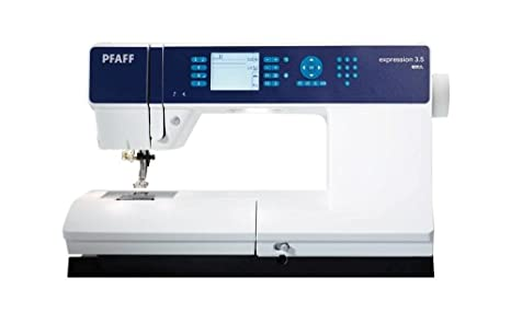 PFAFF Expression 3,5 IDT máquina de Coser