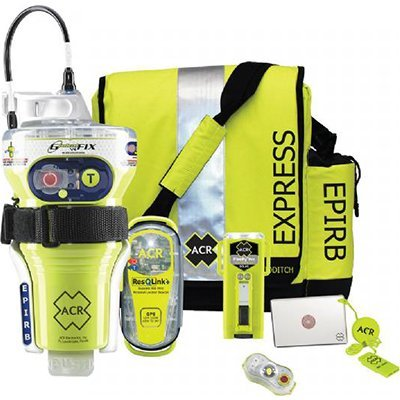 ACR 2257.3 Globalfix V4 Epirb Survival Kit