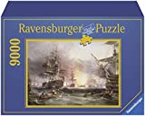 Ravensburger The Bombardment of Algiers 9000 Piece Jigsaw Puzzle for Adults - Softclick Technology Means Pieces Fit Together Perfectly