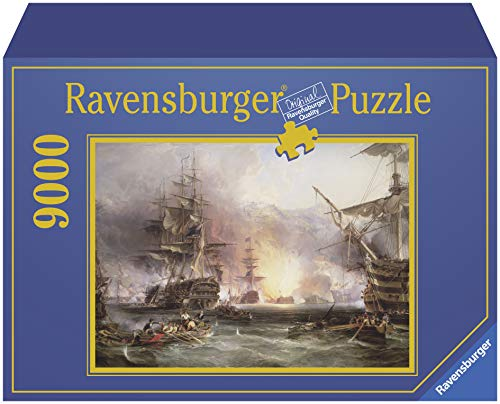 (Ravensburger The Bombardment of Algiers - 9000 Piece Puzzle)