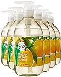 #6: Amazon Brand - Presto! Biobased Hand Soap, Mandarin Currant Scent (6 pack)