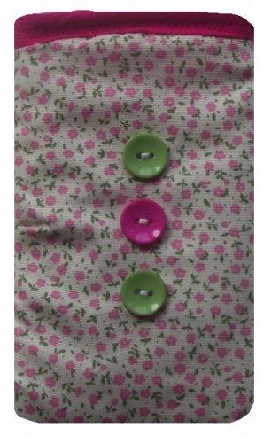 Rose fleurs Mini iPhone 6 Sock / pochette / Case