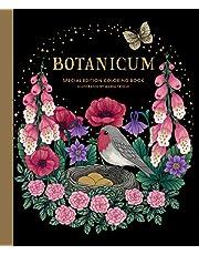 Botanicum Coloring Book