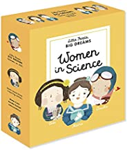 Little People, BIG DREAMS: Women in Science: 3 books from the best-selling series! Ada Lovelace - Marie Curie