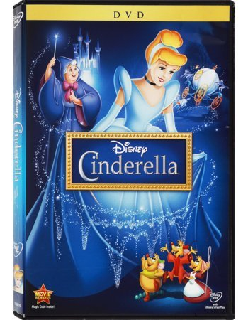 Cinderella from BUENA VISTA HOME ENTERTAINMENT