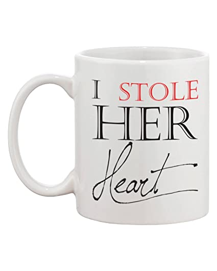 Amazon.com: I Stole Her Heart, So I'm Stealing His Last Name ...