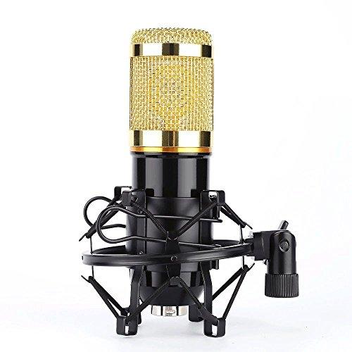 MONOMONO-Condenser Studio Sound Recording Microphone Shock Mount KTV Karaoke - Spring Mall Field