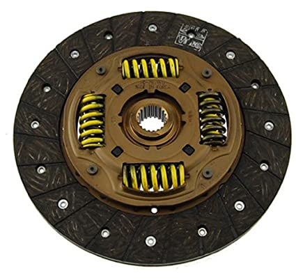 Auto 7 - Clutch Friction Disc | Fits 2011-01 Hyundai ACCENT, Kia RIO