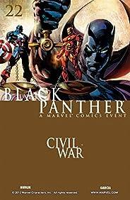 Black Panther (2005-2008) #22 (English Edition)