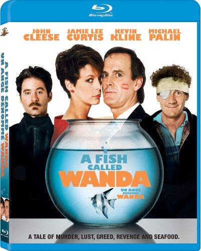 Fish Called Wanda, A [Blu-ray]