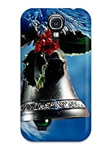 MMZ DIY PHONE CASEHot ZLcqkIo3086sytcX Holiday Christmas Tpu Case Cover Compatible With Galaxy S4