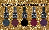 Tammy Taylor ''URBAN GLAM'' COLLECTION 5 BEAUTIFUL GELEGANCE GEL POLISH COLORS