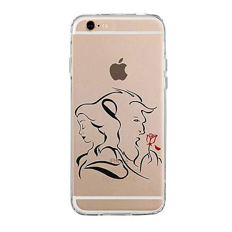 coque disney iphone 6 plus la belle et la bete