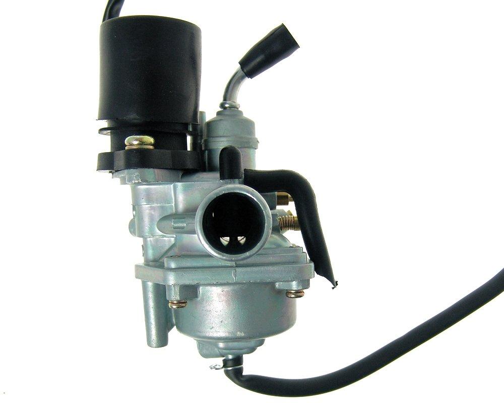 Ideo Carburateur 16/mm standard avec Choke pour GARELLI GSP 50/cc Generic Cracker Queenie epico
