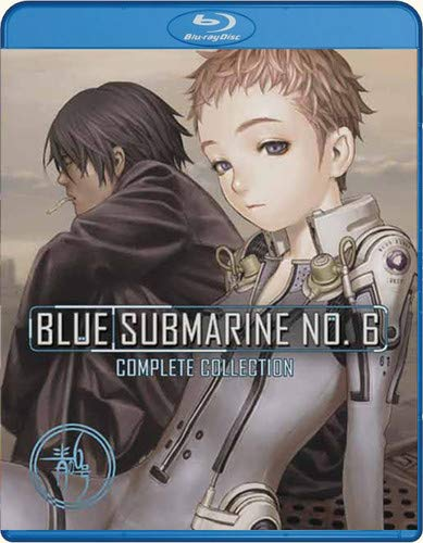 Blue Submarine No. 6: Complete Collection [Blu-ray] ()