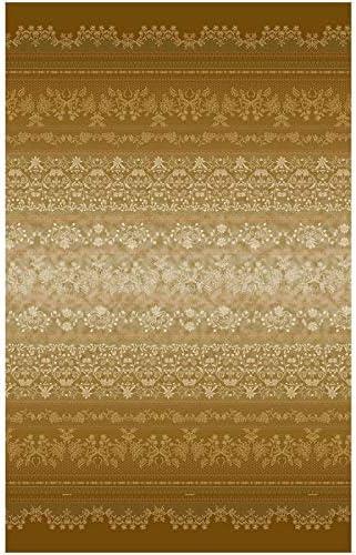 Bassetti Fermo Foulard, algodón, Amarillo, 270 x 270: Amazon.es: Hogar
