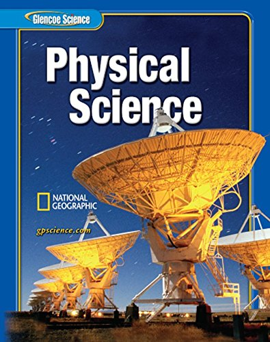 Physical Science, Student Edition (Glencoe Science)